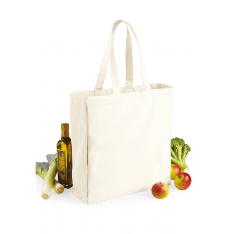 WESTFORD MILL W108 - CANVAS CLASSIC SHOPPER