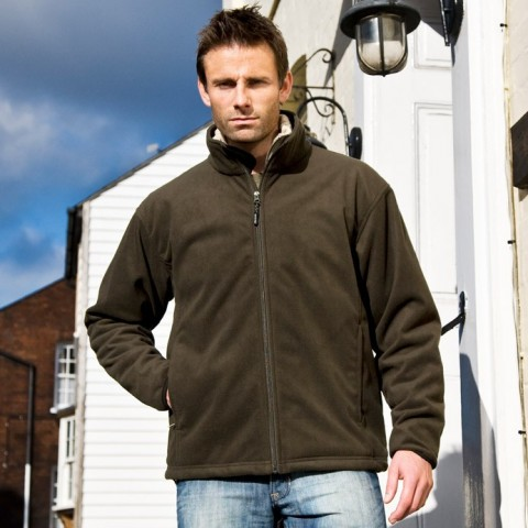 RESULT R109X CLIMATE STOPPER WATER RESISTANT FLEECE